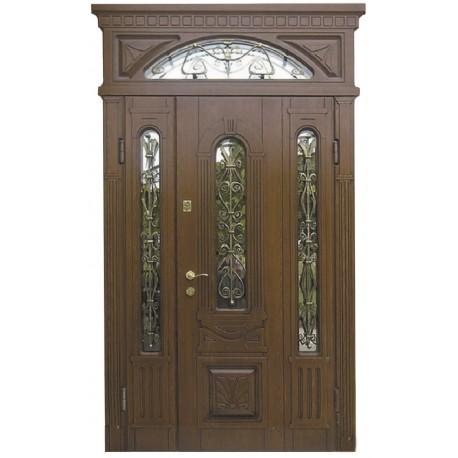 Входные двери Термопласт Модель 1