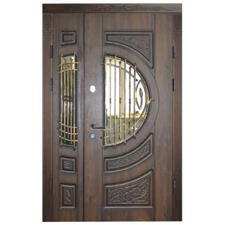 Входные двери Термопласт Модель 12