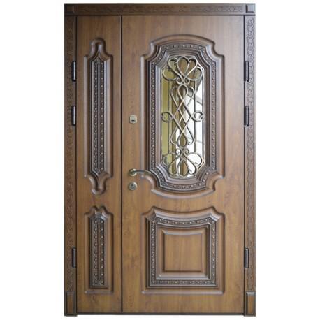 Входные двери Термопласт Модель 17