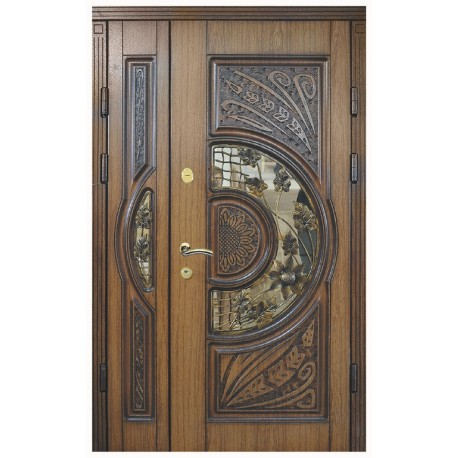 Входные двери Термопласт Модель 24