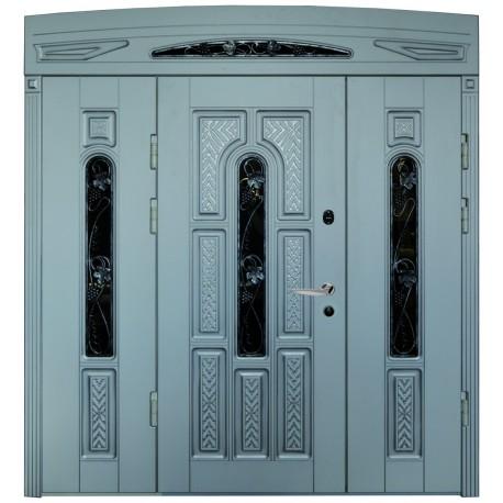 Входные двери Термопласт Модель 38
