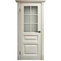 Двери Woodok Тесоро К2 ПО+решетка (эмаль)