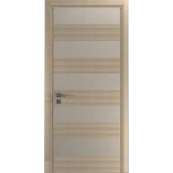 Двери Bianca Skin 01 клен/молочный