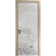 Bogemia 02.01 клен/стекло крашенное с рисунком пескоструй