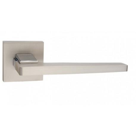 Ручка 068-15E - Перламутровый никель/хром