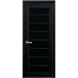 Виола - Венге DeWild - черное стекло
