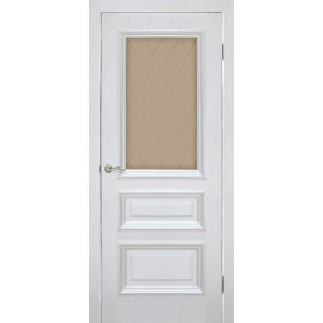 Дверь Сан Марко 1.2 Ясень перламутровый