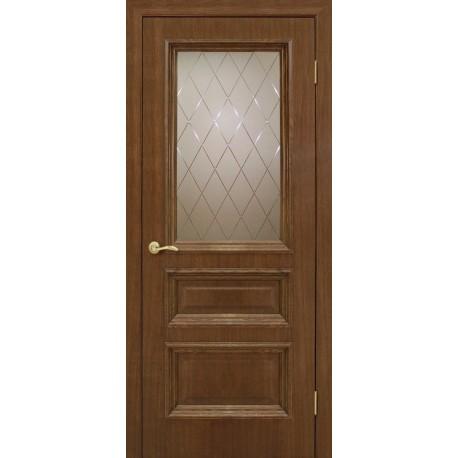 Двери Омис Сан Марко 1.2 СС+КР орех
