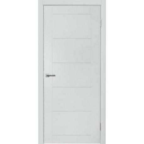 Двери Нордика 161 ПГ - Белая эмаль