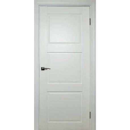 Двери Норд 146 ПГ - Белая эмаль