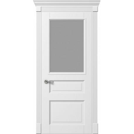 Двери Лондон ПО - Белая эмаль