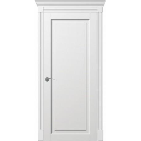Двери Флоренция - Белая эмаль