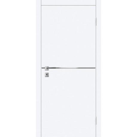 Ваши двери Avangard A6.М белая эмаль