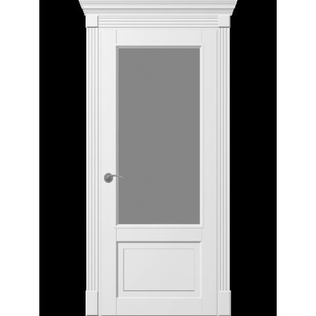 Ваши двери Милан ПО белая эмаль